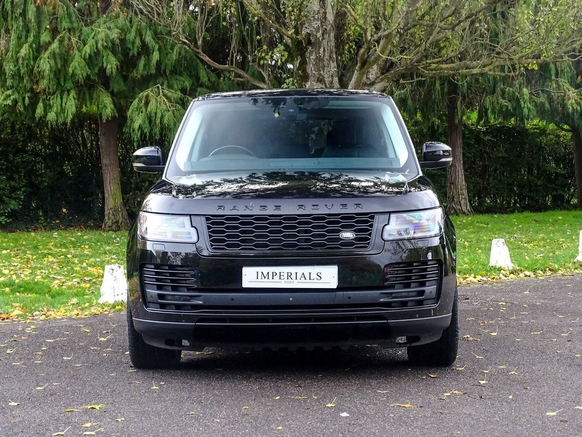 2018 Land Rover RANGE ROVER For Sale (picture 11 of 20)