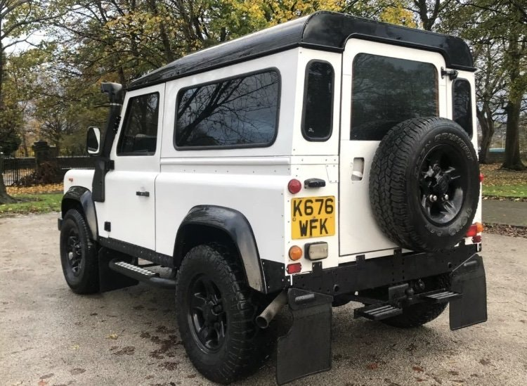 1993 /K Land Rover Defender 90 Station Wagon 200tdi For Sale (picture 3 of 6)