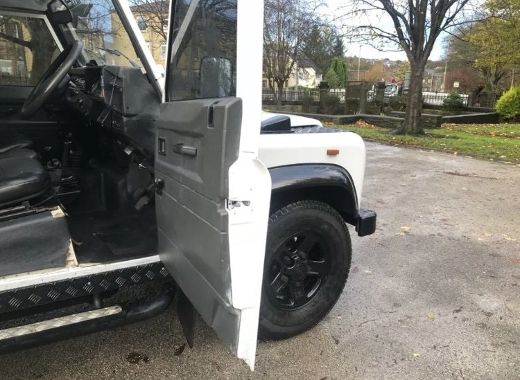 1993 /K Land Rover Defender 90 Station Wagon 200tdi For Sale (picture 6 of 6)