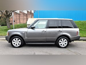 2008 RANGE ROVER VOGUE 3.6 V8 TURBO DIESEL FULL SERVICE HISTORY For Sale (picture 2 of 6)