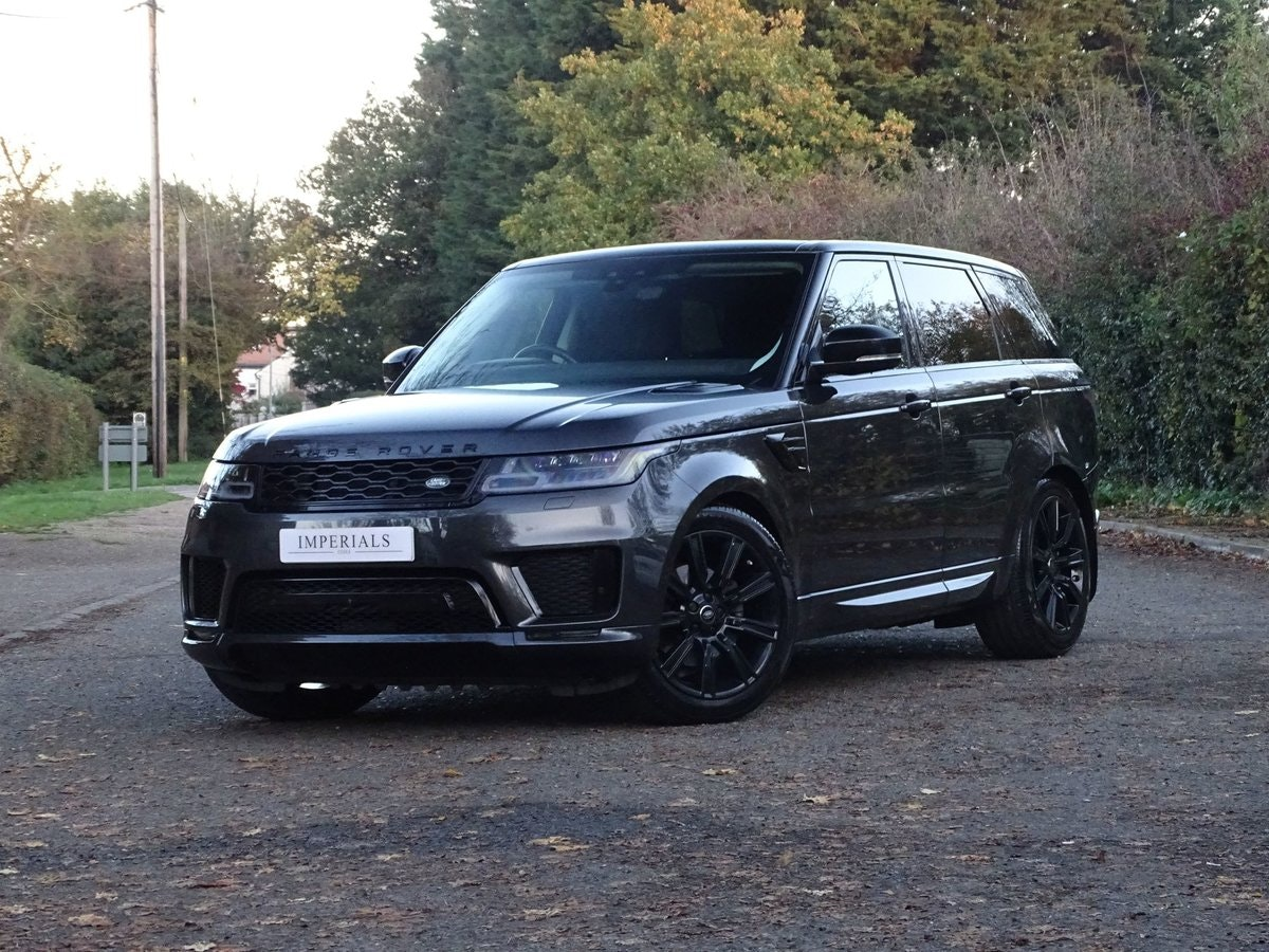 201818 Land Rover RANGE ROVER SPORT For Sale (picture 1 of 20)