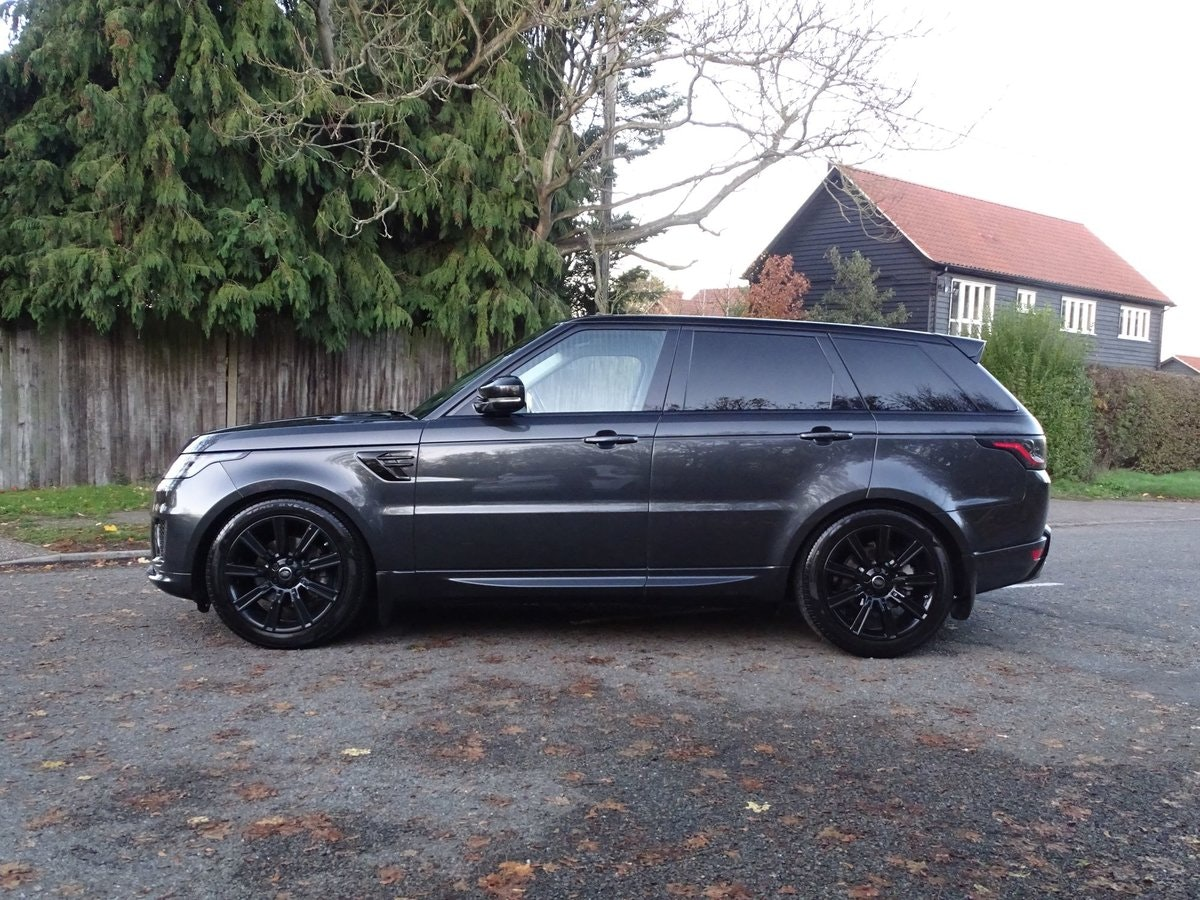 201818 Land Rover RANGE ROVER SPORT For Sale (picture 2 of 20)