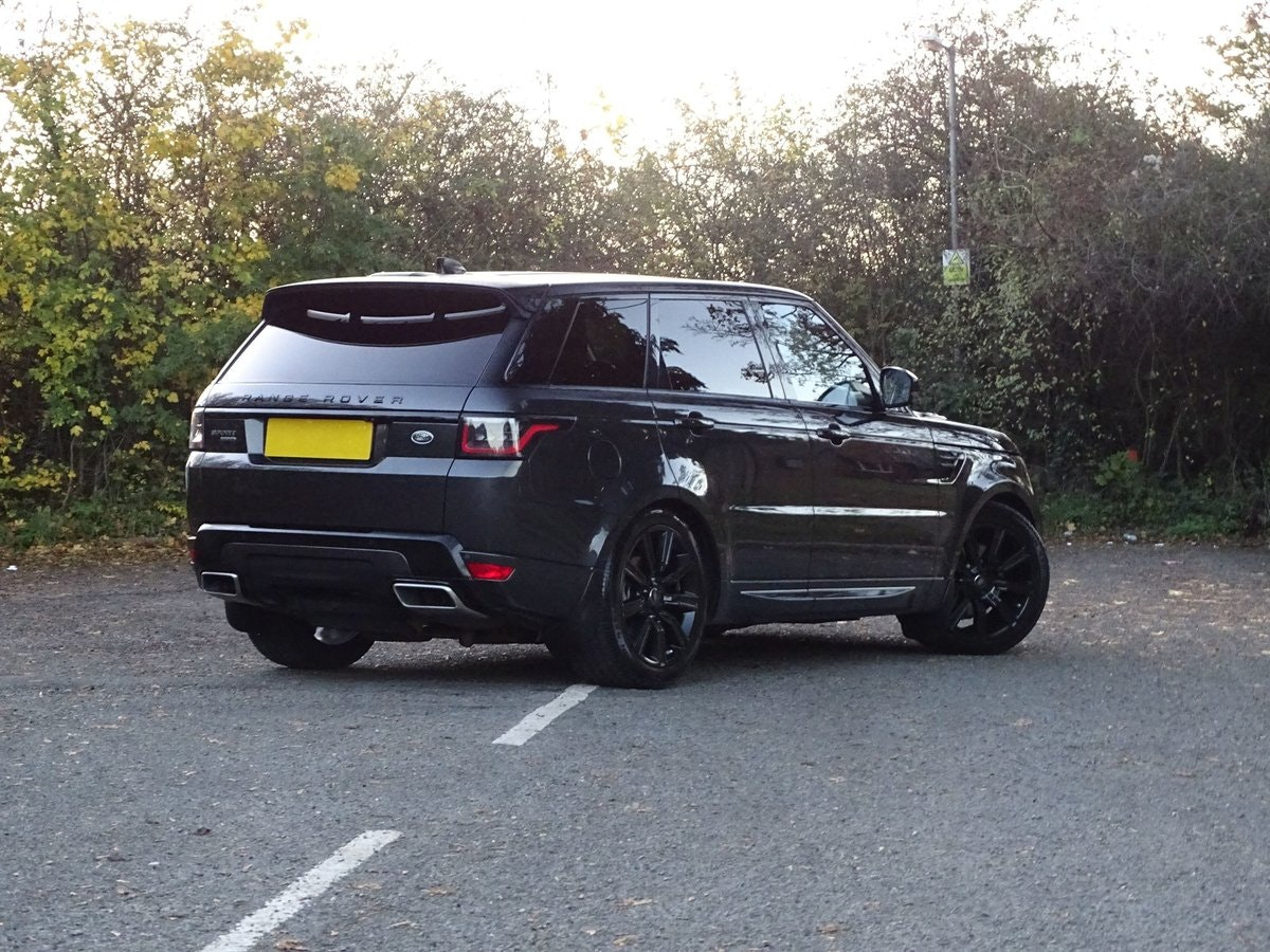 201818 Land Rover RANGE ROVER SPORT For Sale (picture 5 of 20)