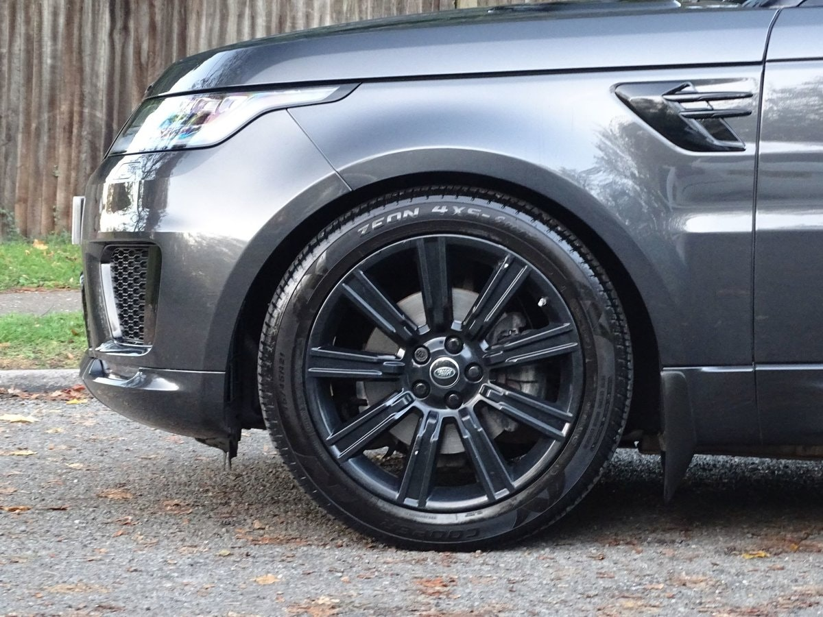 201818 Land Rover RANGE ROVER SPORT For Sale (picture 6 of 20)