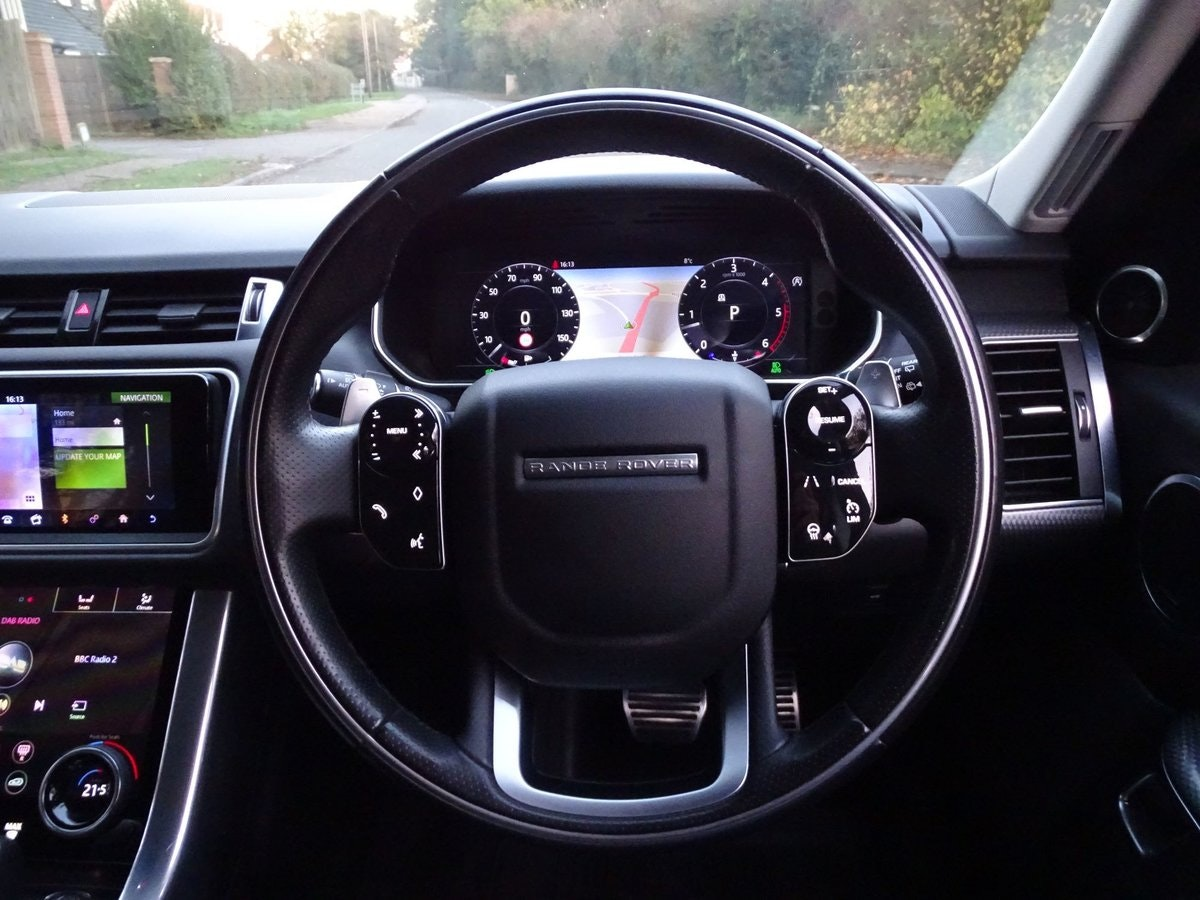 201818 Land Rover RANGE ROVER SPORT For Sale (picture 7 of 20)