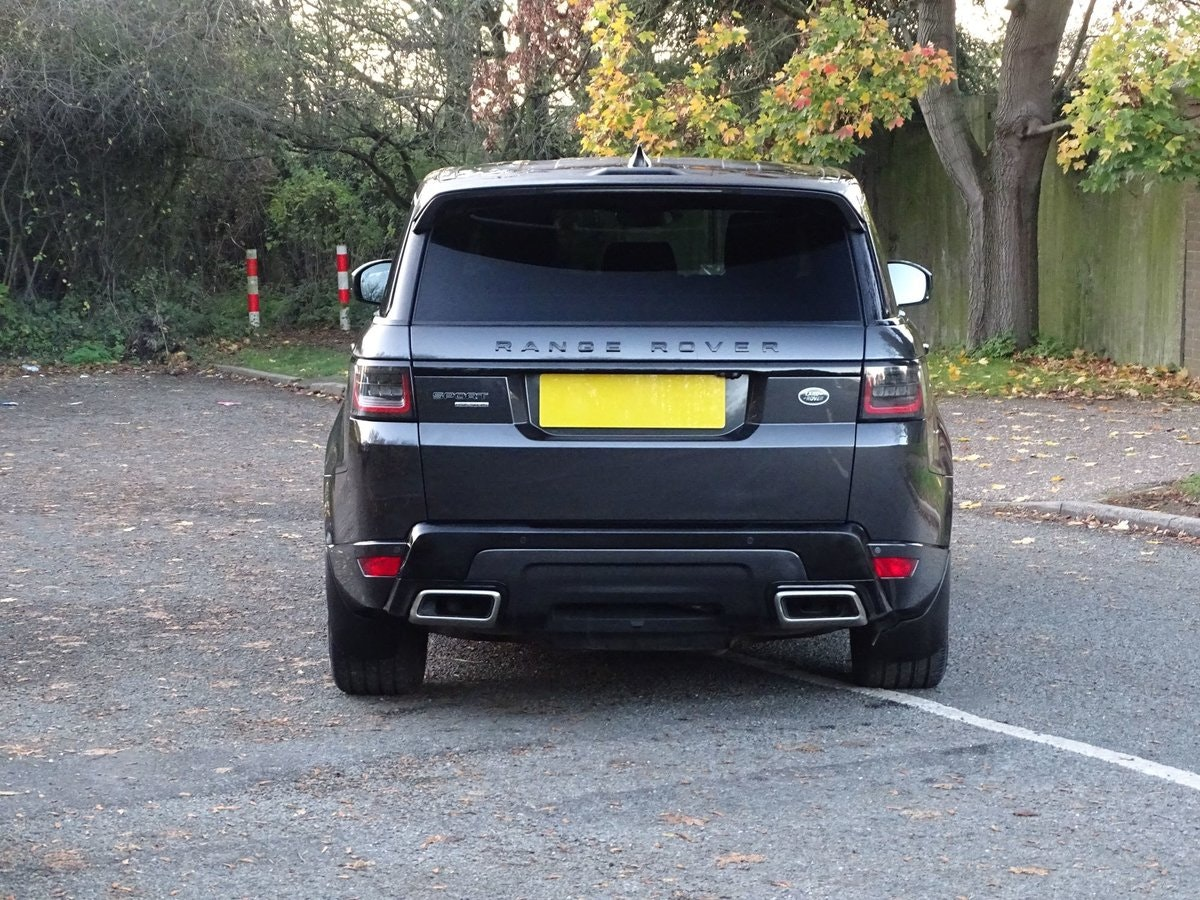 201818 Land Rover RANGE ROVER SPORT For Sale (picture 11 of 20)
