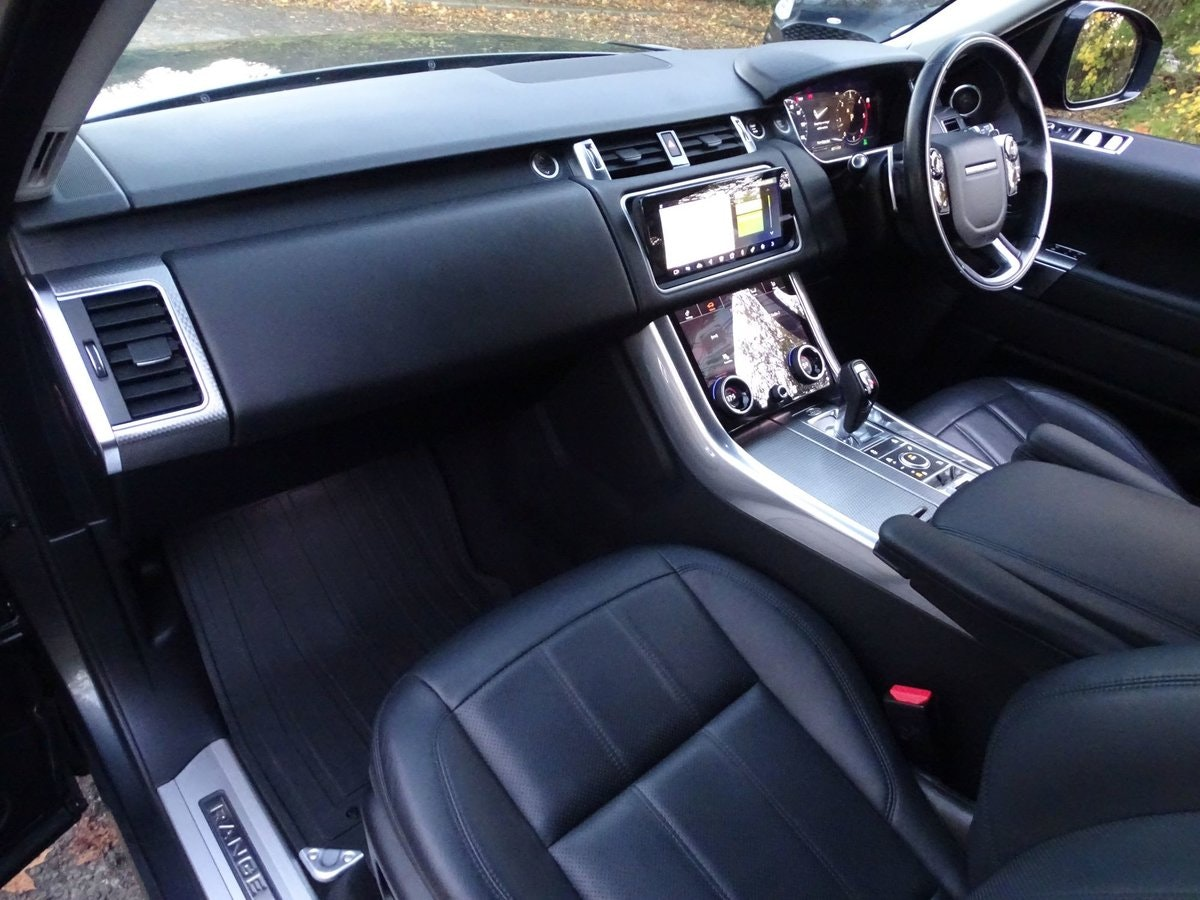 201818 Land Rover RANGE ROVER SPORT For Sale (picture 12 of 20)