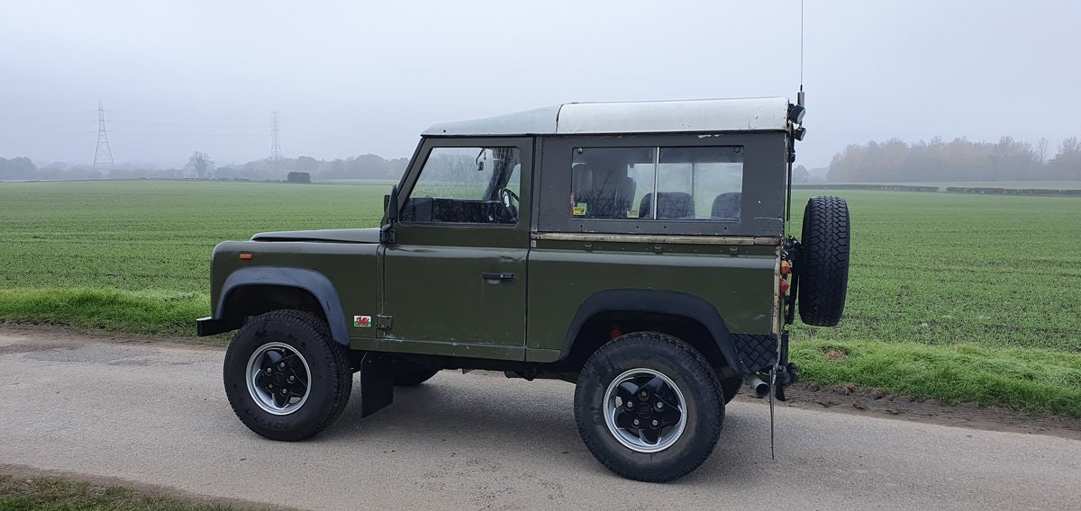 1974 300Tdi Short Wheel Base Land Rover SOLD (picture 1 of 6)