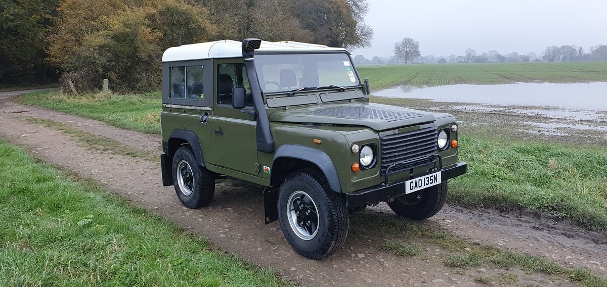 1974 300Tdi Short Wheel Base Land Rover SOLD (picture 2 of 6)