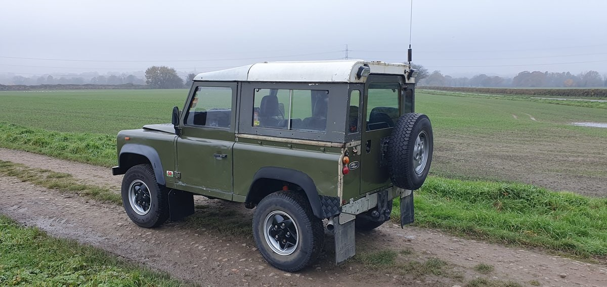 1974 300Tdi Short Wheel Base Land Rover SOLD (picture 3 of 6)