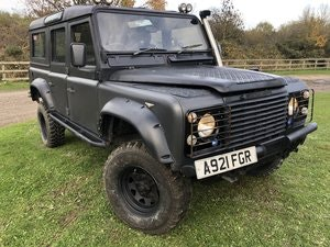 Picture of 1983 Land Rover Defender 110, 200Tdi, Galvanised chassis SOLD