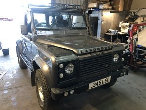 Picture of 1993 Land Defender Galvanised chassis / Bulkhead SOLD