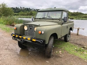 Picture of 1963 Land Rover Series 2a, 2.5, Galvanised chassis, truck cab For Sale