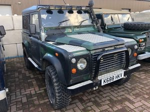 Picture of 1993 Land Rover Defender 90, 200Tdi, Galvanised chassis/ bulkhead For Sale