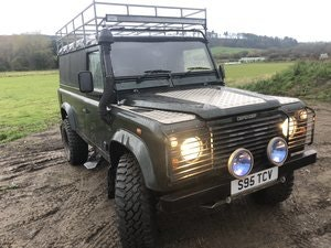 Picture of 1995 Land Rover Defender 110, Td5, New rear crossmember For Sale