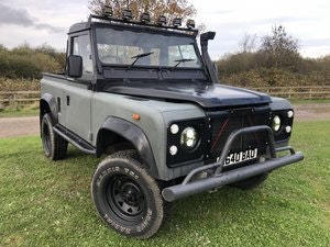 Picture of 1998 Land Rover Defender 90, 200Tdi, Galvanised chassis/ bulkhead For Sale