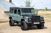 1993 Land Rover 110 V8 Station Wagon Special Project