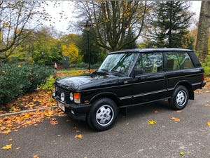 1991 Range Rover CSK For Sale (picture 1 of 24)