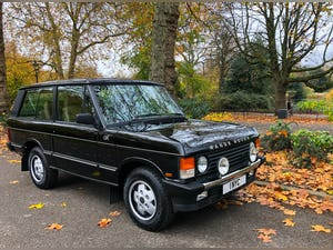 1991 Range Rover CSK For Sale (picture 2 of 24)