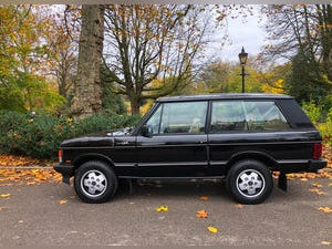 1991 Range Rover CSK For Sale (picture 4 of 24)