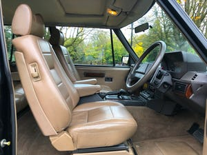 1991 Range Rover CSK For Sale (picture 6 of 24)