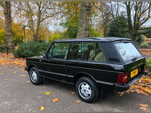 1991 Range Rover CSK For Sale (picture 7 of 24)