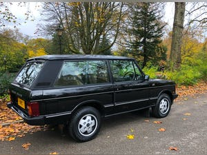 1991 Range Rover CSK For Sale (picture 8 of 24)