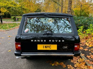 1991 Range Rover CSK For Sale (picture 11 of 24)