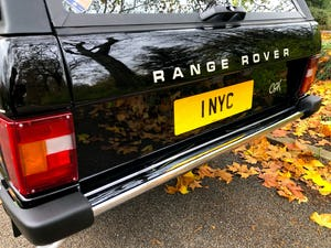 1991 Range Rover CSK For Sale (picture 21 of 24)