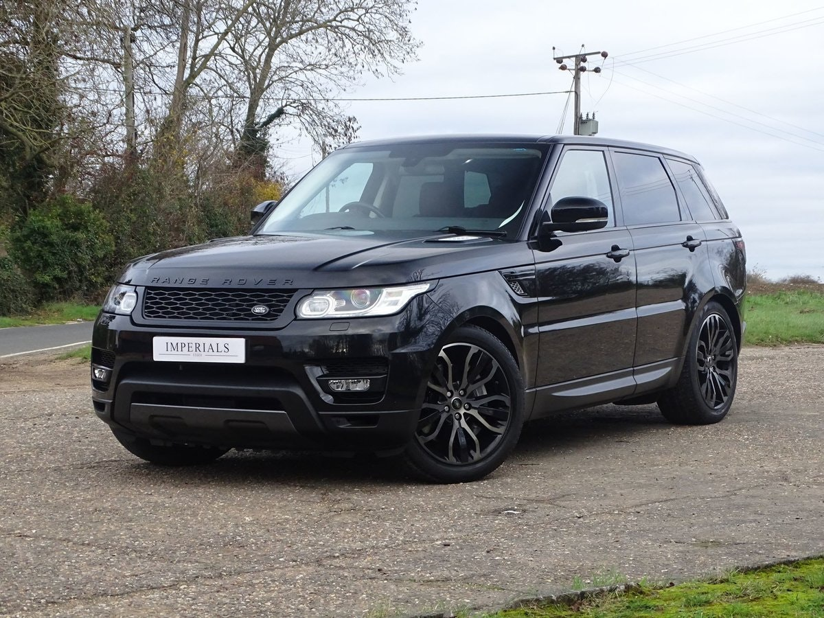 2016 Land Rover RANGE ROVER SPORT For Sale (picture 1 of 20)