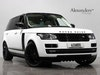 15 15 RANGE ROVER AUTOBIOGRAPHY LWB 5.0 V8 SUPERCHARGED AUTO