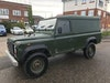 1987 LANDROVER 110 EX-ARMY VEHICLE