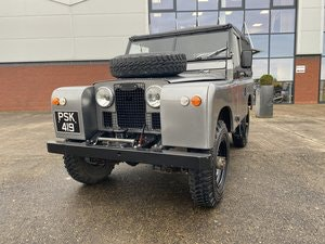 Picture of 1962 Land Rover Series 2a SOLD