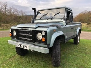 Picture of 2002 Land Rover Defender 110, TD5, Galvanised chassis, Truck cab For Sale