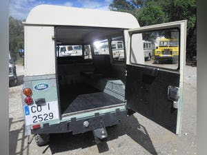 1979 Classic Land Rover 109  4x4 convertible For Sale (picture 6 of 12)