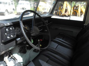 1979 Classic Land Rover 109  4x4 convertible For Sale (picture 7 of 12)