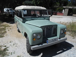 1979 Classic Land Rover 109  4x4 convertible For Sale (picture 11 of 12)