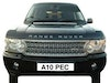 Number Plate: A10 PEC (Car Not Included)