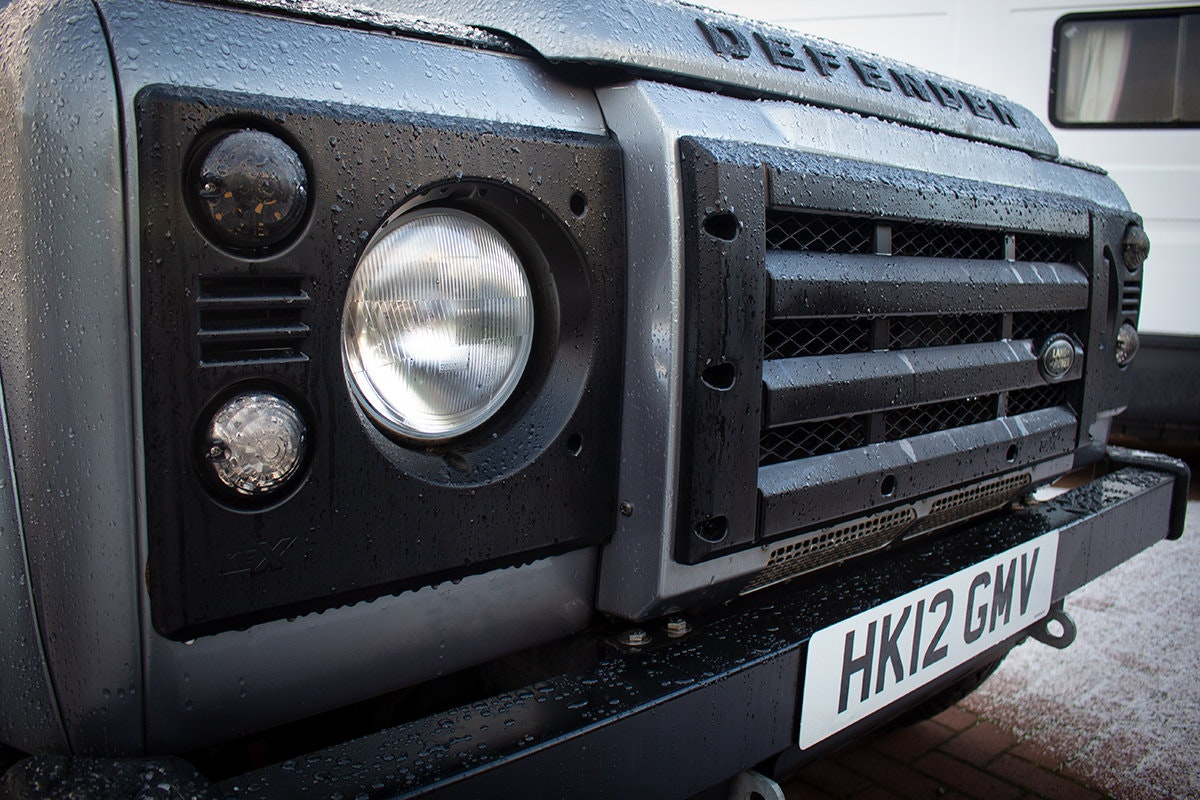 2012 Land rover Defender 90 Puma 2.2 XS LOW MILEAGE For Sale (picture 5 of 10)