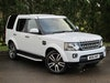 Land Rover Discovery SDV6 SE Commercial