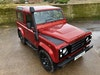 2007/57 Defender 90 TDCi County+high spec+2 owners from new