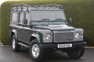 Picture of 2009 Land Rover Defender 110 2.4 TDI XS CSW For Sale