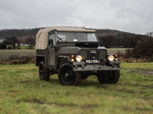 Picture of 0000 Land Rover Lightweight soft top 200tdi Galvanised chassis 5 For Sale