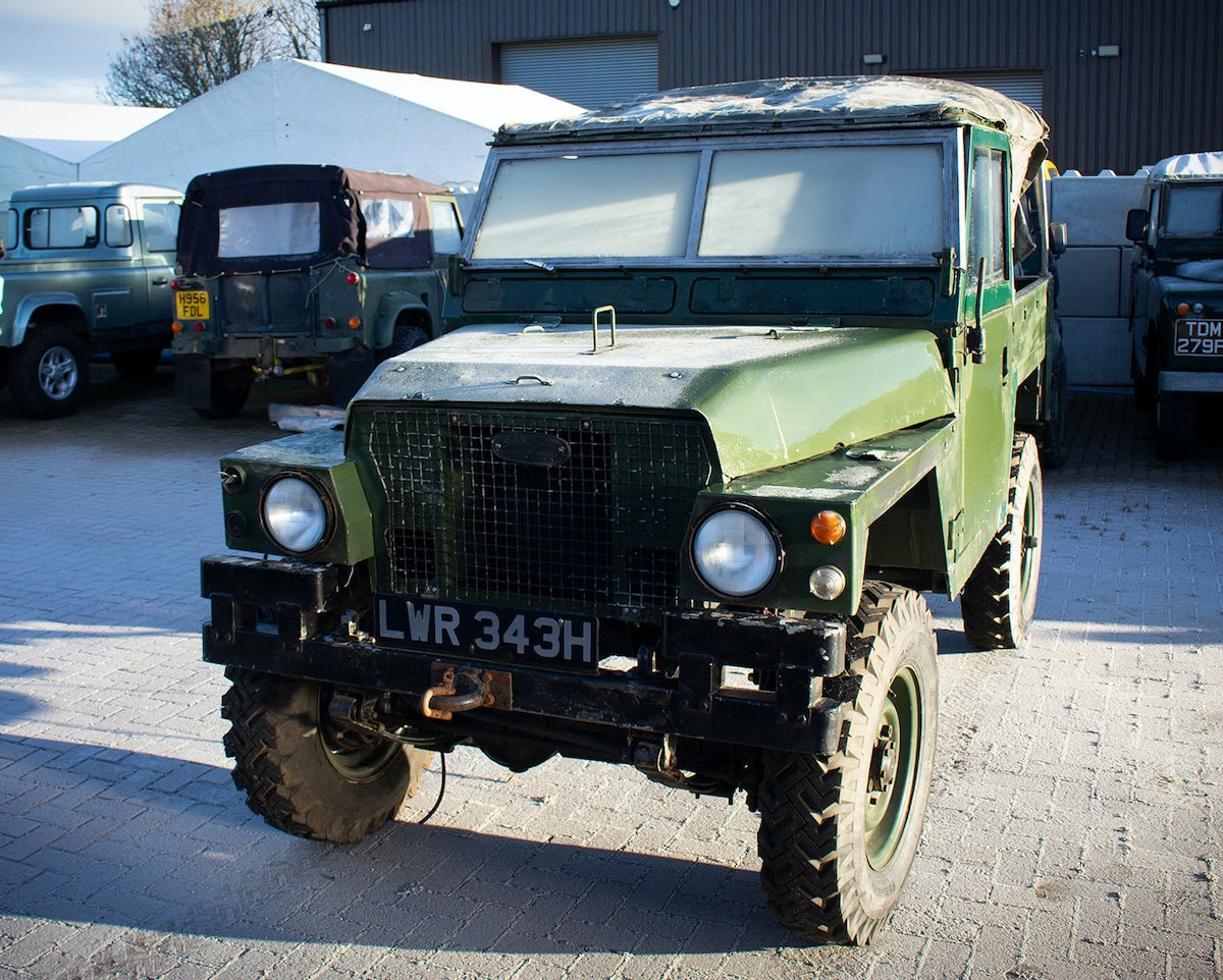 1970 Lightweight, soft top, Galvanised chassis/ bulkhead For Sale (picture 1 of 12)