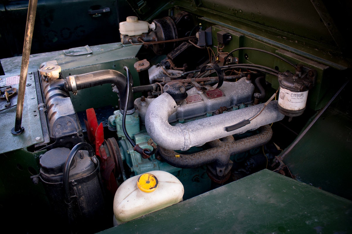 1970 Lightweight, soft top, Galvanised chassis/ bulkhead For Sale (picture 2 of 12)