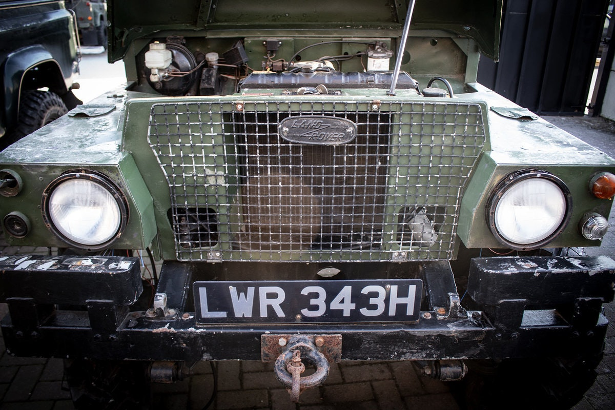 1970 Lightweight, soft top, Galvanised chassis/ bulkhead For Sale (picture 3 of 12)