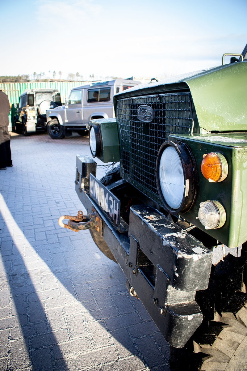 1970 Lightweight, soft top, Galvanised chassis/ bulkhead For Sale (picture 4 of 12)