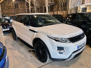 2013 Range Rover Evoque 2.2 SD4 Dynamic Auto AWD **RESERVED** For Sale (picture 1 of 13)