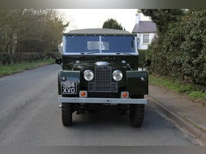 1954 Land Rover Series I - Beautifully Restored For Sale (picture 2 of 17)