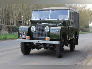 1954 Land Rover Series I - Beautifully Restored For Sale (picture 3 of 17)
